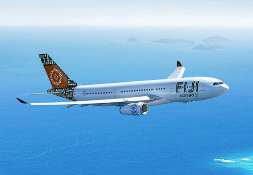 самолет Fiji Airways